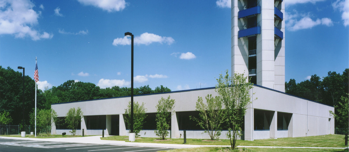 Bradley International Airport Control Tower in Windsor Locks, CT