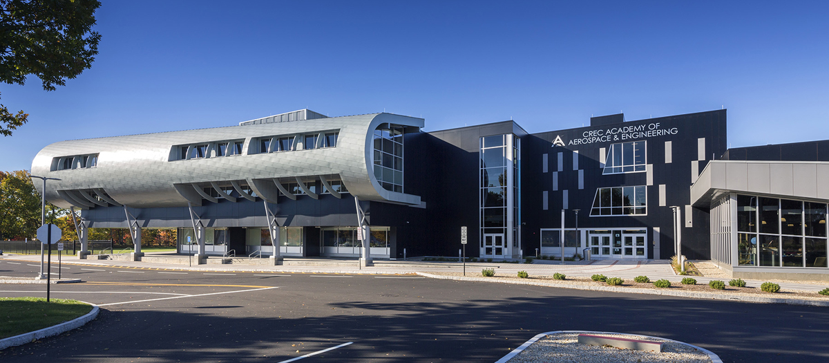 CREC Academy of Aerospace & Engineering in Windsor, CT