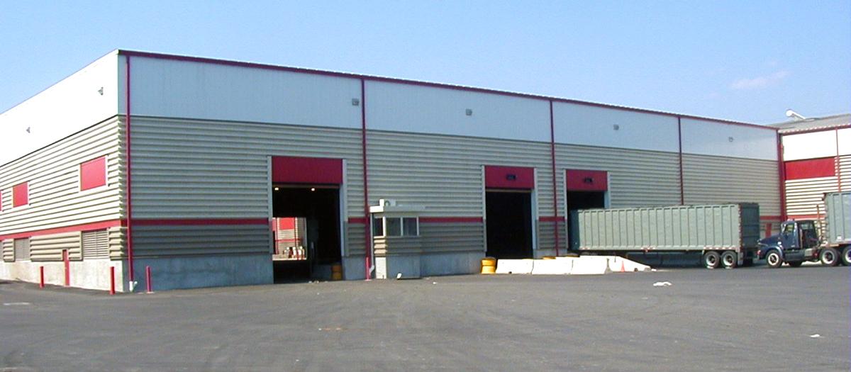 CRRA Truck Maneuvering Hall in Hartford, CT