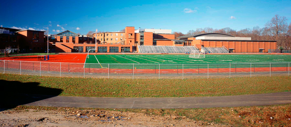 Darien High School in Darien, CT