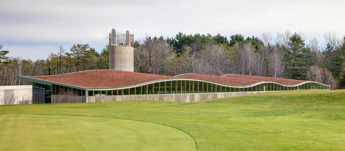 Hotchkiss School Biomass Facility in Lakeville, CT