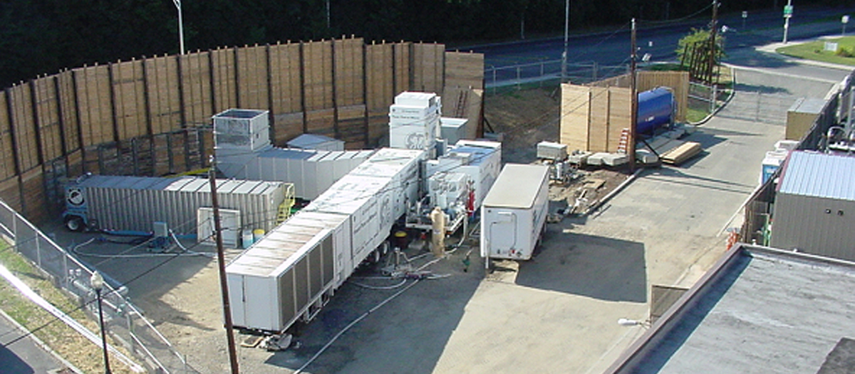 CMEEC South Norwalk Energy Project in Norwalk, CT