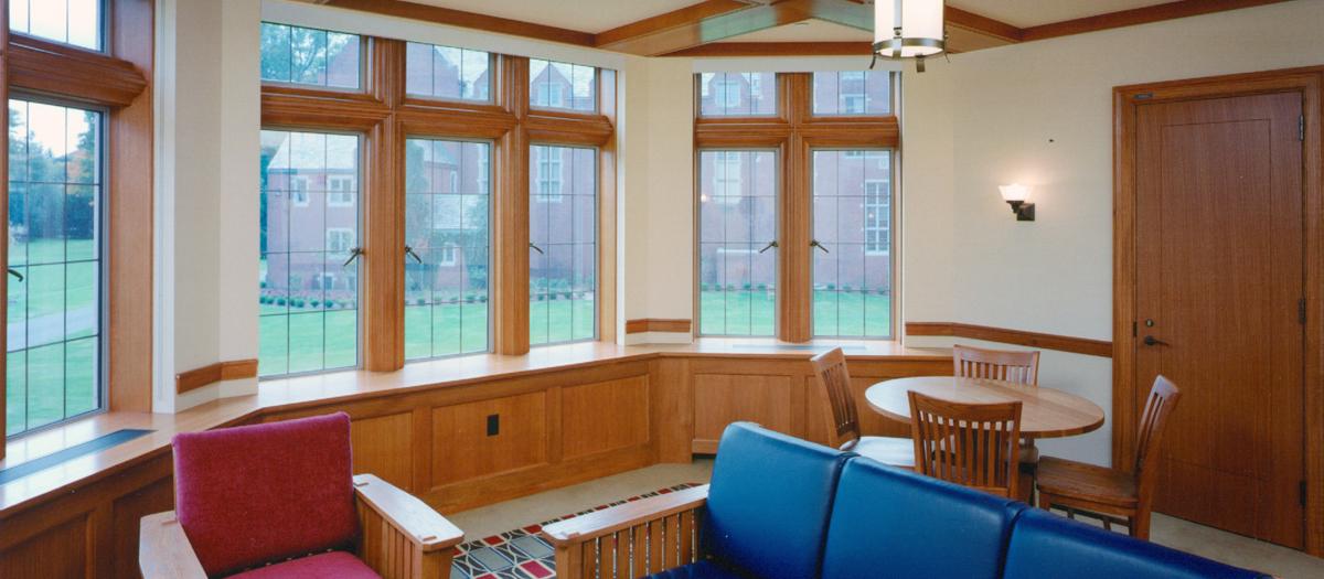 The Taft School John L. Vogelstein Dormitory in Watertown, CT
