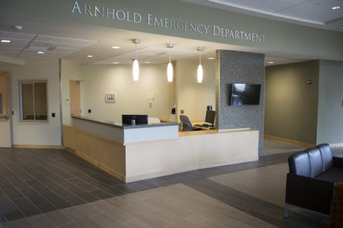 New Milford Hospital's Arnhold Emergency Department