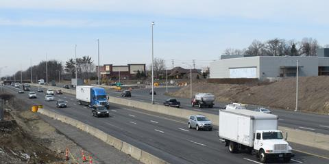I-95 in Connecticut