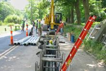 115 kV Underground Cable System