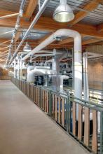 Hotchkiss School Biomass Facility