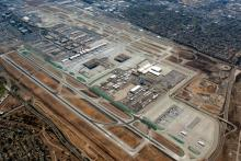 Los Angeles International Airport (LAX) Runway Relocation and Center Taxiway Improvements