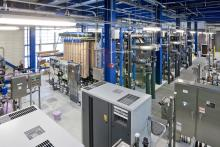 UConn Water Reclamation Facility