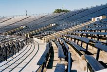 Yale Bowl in New Haven, CT