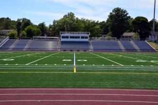 Bowen Field in New Haven, Connecticut