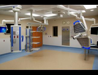 Charlotte Hungerford Operating Room 1