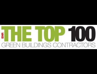 ENR Top 100 Green Contractor