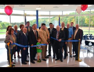 Platt High School Ribbon Cutting